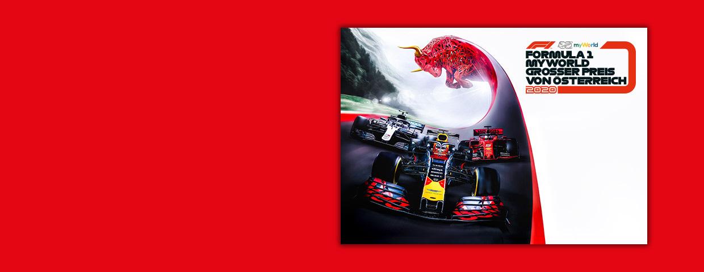 Formula 1 Myworld Grosser Preis Von österreich 2020 Formel 1 Spielberg