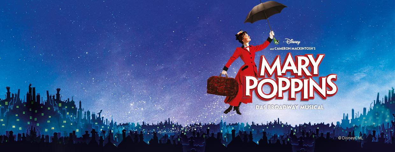 Mary Poppins Hamburg Tickets