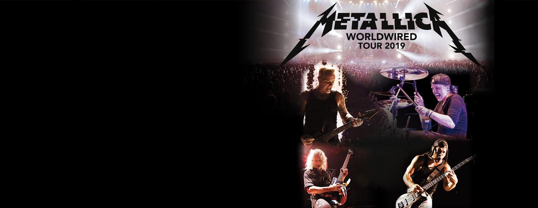 Metallica Vip Package 2019