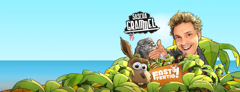 Sascha Grammel 2019 Tickets