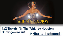 The Whitney Houston Show - Gewinnspiel