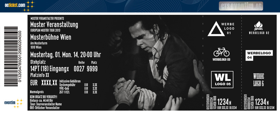 Nick Cave & The Bad Seeds - Tickets