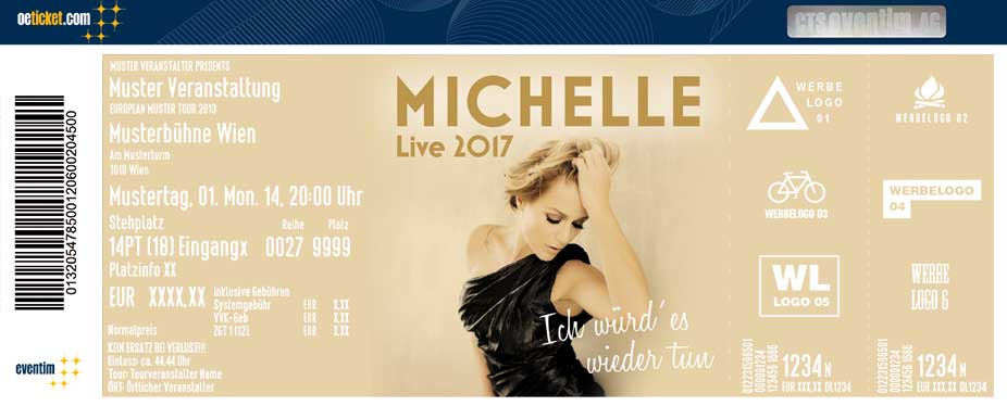 Michelle - Tickets