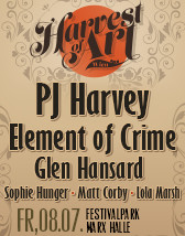 Harvest of Art Wien Tickets