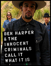 Ben Harper Tickets