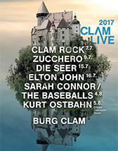 Clam Rock - Tickets