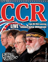 CREEDENCE CLEARWATER REVIVED Tickets
