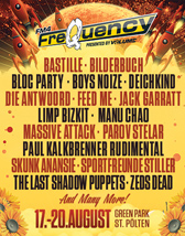 Frequency Festival 2016 Tickets