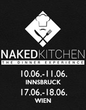 Naked Kitchen Tickets