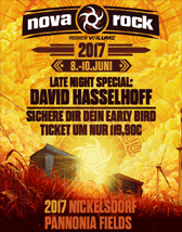 Nova Rock Festival Tickets