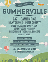 Summerville Tickets