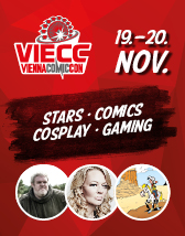 VIECC Vienna Comic Con 2016 Tickets