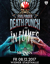 Five Finger Death Punch / In Flames Tickets