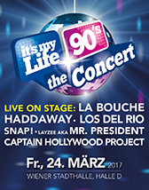 Its my Life - Tickets