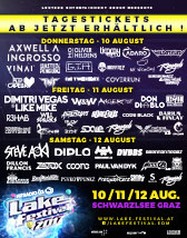 Lake Festival - Tickets