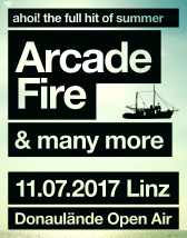 Ahoi! The Full Hit of Summer 2017: Arcade Fire - Tickets