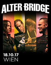 Alter Bridge - Tickets