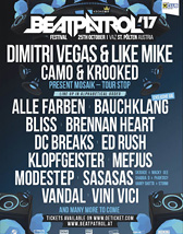 Beatpatrol Festival - Tickets