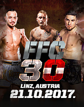 Final Fight Championship - FFC#30 - Tickets