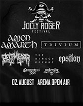 Jolly Roger Festival - Tickets