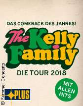 The Kelly Family 2018 - Tickets