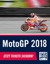 MotoGP 2018 - Tickets