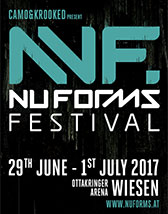 Nu Forms Festival - Tickets