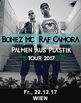 Bonez MC & RAF Camora - Tickets