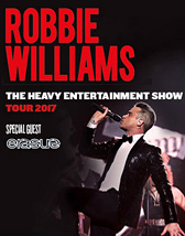 Robbie Williams - Tickets