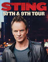Sting - Tickets