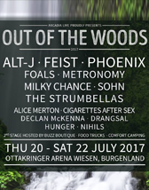 Out Of The Woods FestivalTickets