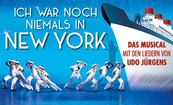 Ich war noch niemals in New York Tickets
