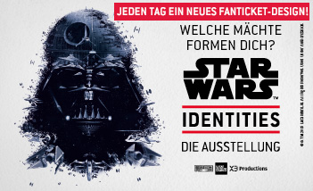 STAR WARS Identities Tickets