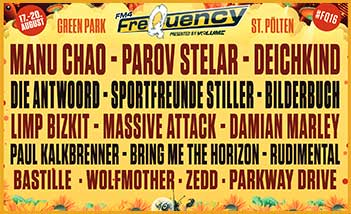FM4 Frequency Festival Tickets