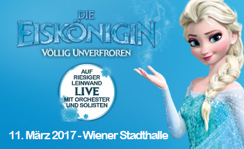 Disney in Concert - Die Eiskönigin Tickets
