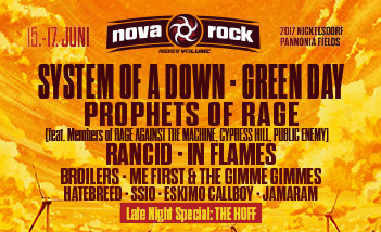 Nova Rock Tickets