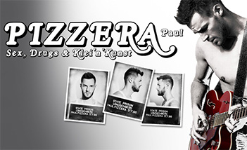 Paul Pizzera Tickets