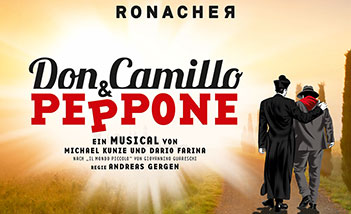 Don Camillo & Peppone Tickets