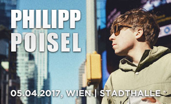 Philipp Poisel  Tickets