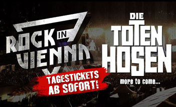 Rock in Vienna Tickets