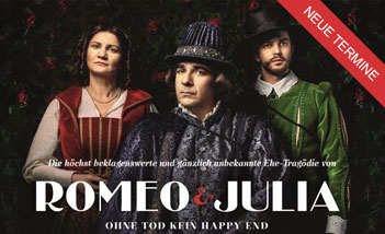 Romeo & Julia Tickets