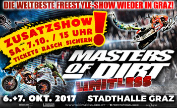 Masters of Dirt - Tickets