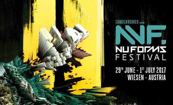 Nu Forms Festival 2017 - Tickets