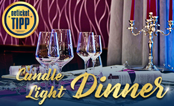 Candle Light Dinner - Tickets