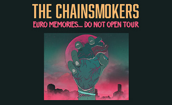The Chainsmokers - Tickets