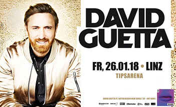 David Guetta - Tickets