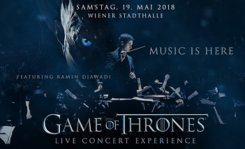 Game of Thrones Live - Tickets