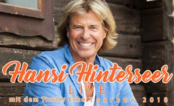 Hansi Hinterseer Tickets