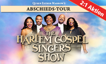 The Harlem Gospel Singers Show Tickets