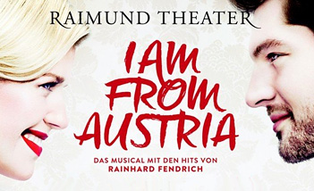 I am from Austria - Raimund Theater - Tickets